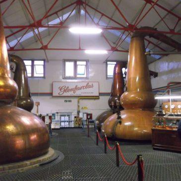 Glenfarclas – z wizytą w Szkocji