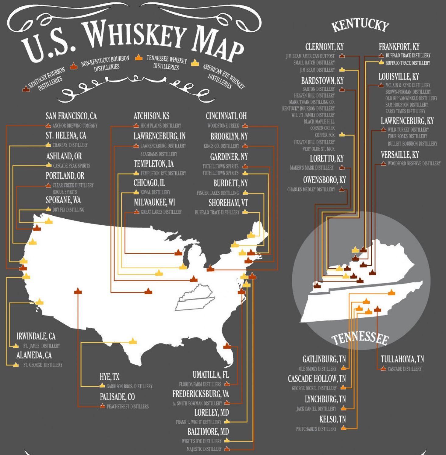 us-whiskey-map 2015