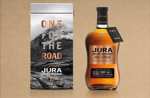 Jura – tutaj powstaje Isle of Jura Single Malt whisky