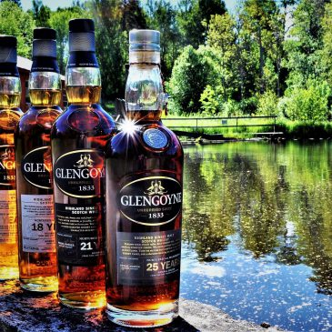 Glengoyne Highlands Single Malt Whisky
