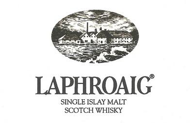 Laphroaig Logo Destylarnia Laphroaig