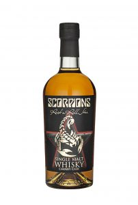 Scorpions Rock´n Roll Star Single Malt Whisky Cherry Cask