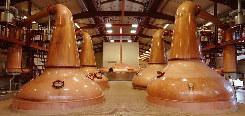proces produkcji whisky e