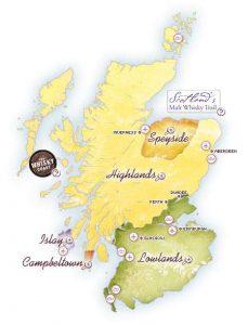 lubimy whisky szkocja