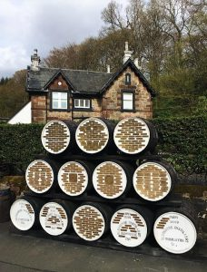 Destylarnia Glengoyne, Highlands