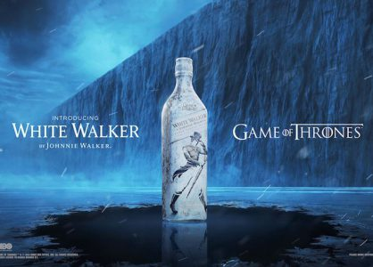 The White Walker by Johnnie Walker
