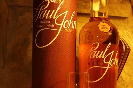 Paul John Brillance Silngle malt whisky Indie