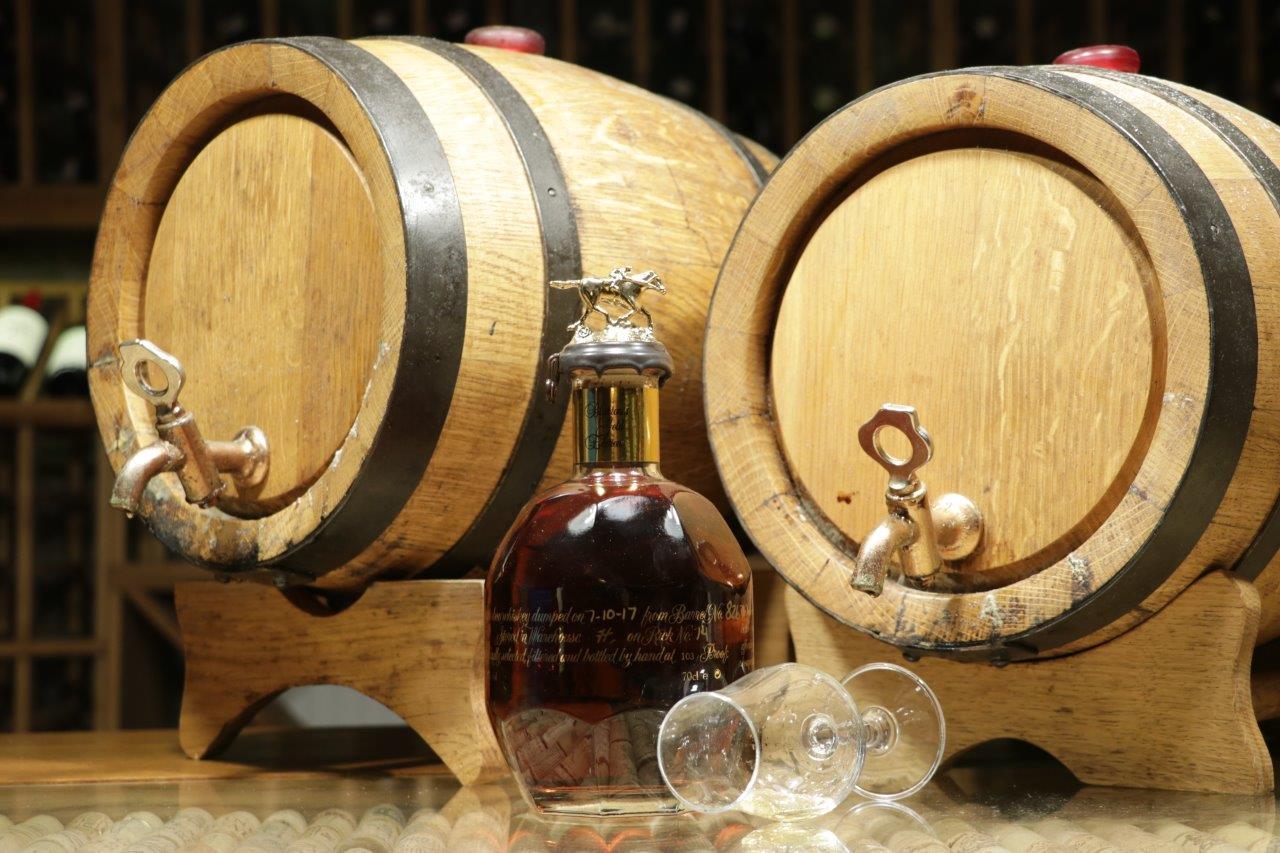 bluesowa degustacja whisky