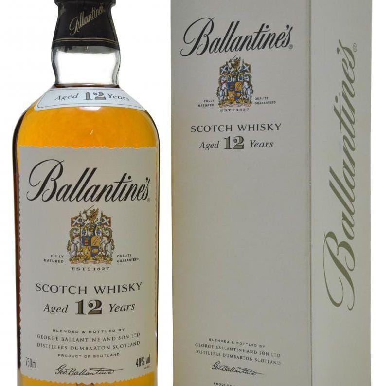 ballantines 12 yo